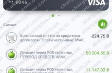 18.05.2021 возврат из TRADERSHOME 61351 грн
