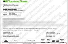 27.02.2021 возврат из LBLV 100 USD