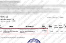 31.03.2021 возврат из TRADERSHOME 1030 USD
